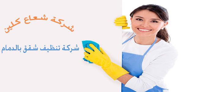 شركة نظافة شقق